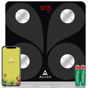 ActiveX (Australia) Savvy Smart Digital Body Composition Body Fat Scale