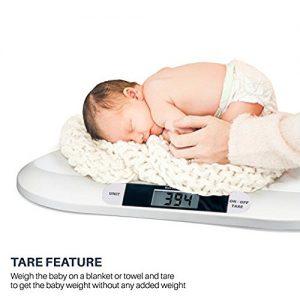 MCP digital weighing machine for baby