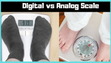 Digital Weighing Scale Vs Analog Weighing Scale: Pros & Cons