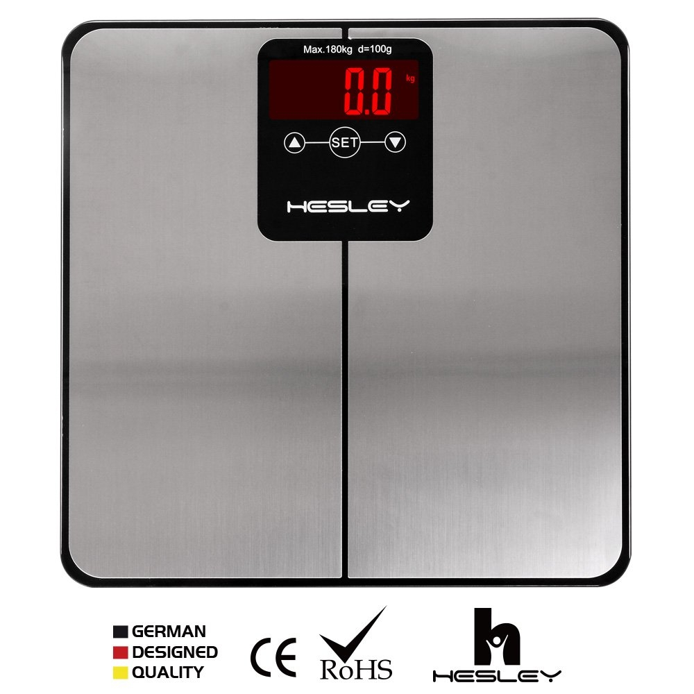 HESLEY Weighing Machine, Scale -180 Kg, 10