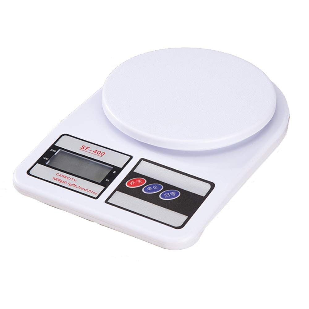 MCP Digital Kitchen Scale Electronic LCD Display Kitchen Weighing 10 Kgs Scale