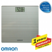 Omron HN 286 Ultra Thin Automatic Personal Digital Weight Scale