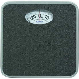 Venus BS-918 Manual Personal Health Body Weighing Machine (Black)